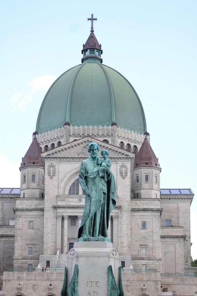 Basilique Notre Dame de Québec